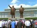 VIDEO: Korut Peringati 25 Tahun Kematian Kim Il-sung