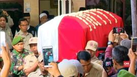 VIDEO: Pemakaman Sutopo Purwo Nugroho