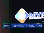 MNC Vision Networks Melantai di Bursa