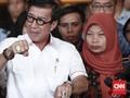 Sambangi KSP, Tim Hukum Baiq Nuril Yakin Jokowi Beri Amnesti
