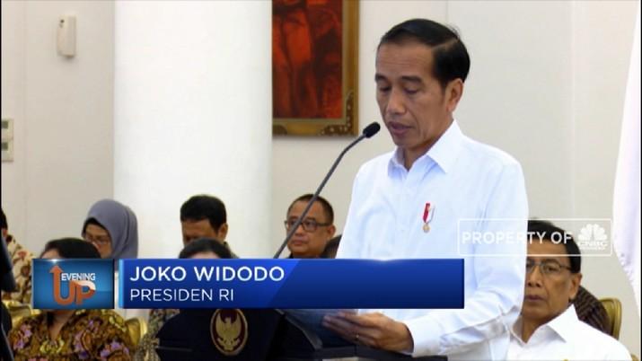 LIVE NOW! Tentukan Nasib RI, Jokowi Pidato Visi Pembangunan