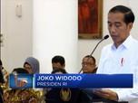 Jokowi Sindir Kinerja Menteri
