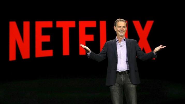 Netflix CEO Reed Hastings (REUTERS/Steve Marcus)