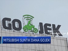 Mitsubishi Suntik Dana ke Go-jek