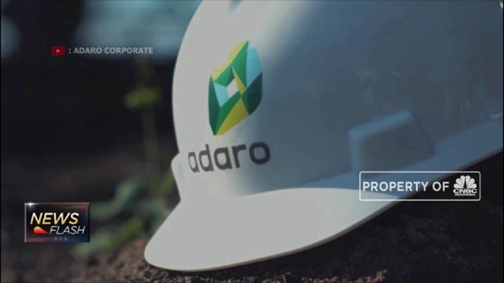 Adaro akan Lakukan Limited Review Laporan Keuangan