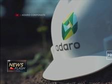 Lewati Target, Adaro Produksi 58 Juta Ton Batu Bara di 2019