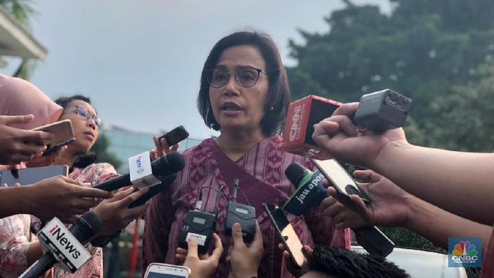 Bos Bukalapak Achmad Zaki Sambangi Sri Mulyani, Bahas Apa?