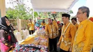 Kepala BKKBN Kunjungi Kampung KB di Banjarbaru