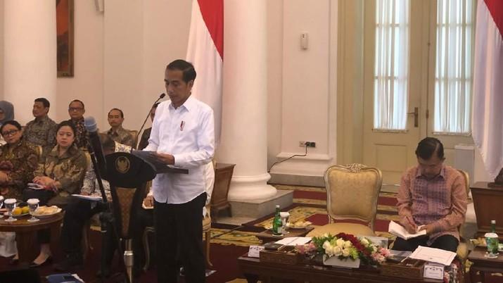 Kementerian Baru & Tambahan Wamen Bikin Gemuk Kabinet Jokowi II?