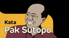 INFOGRAFIS: Kata Pak Sutopo