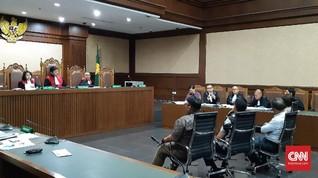 Direktur Krakatau Steel Didakwa Terima Suap Rp101,7 Juta