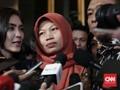 Sambil Terisak, Baiq Nuril Minta Jokowi Kabulkan Amnesti