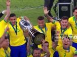 Brazil Raih Gelar Ke-9 Copa America