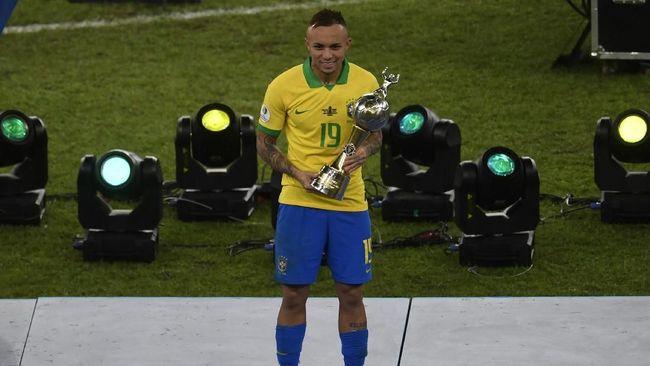 Top Skor Copa America: Everton Jadi Pemenang