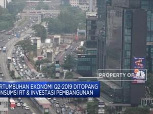 BI: Pertumbuhan Ekonomi Q2-2019 Melandai
