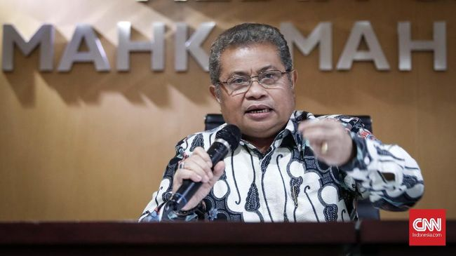 MA soal PK Baiq Nuril: Tolong Pahami Posisi Kami