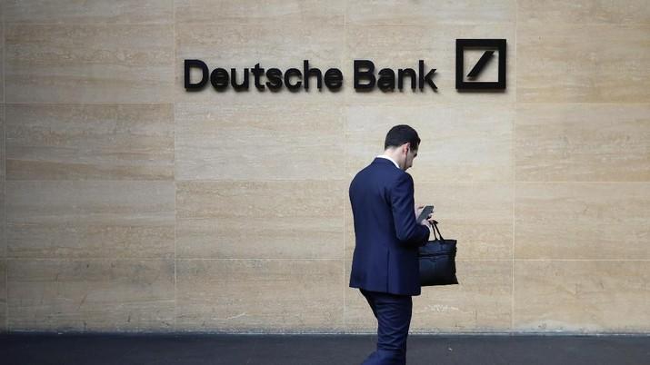 Deutsche Bank PHK Ribuan Pekerja & Tutup Bisnis Broker di RI