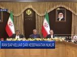 Iran Mulai Membangkang dari Kesepakatan Nuklir