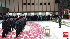 Lantik 15 Pejabat Hasil Lelang, Anies Titip RPJMD DKI