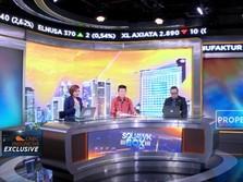Pelaku Pasar Tunggu Kabinet Jokowi Jilid II