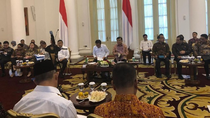 Menterinya Terbanyak Se-ASEAN, Kabinet RI Bakal Kian Gemuk