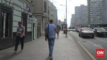 Wali Kota Moskow Perintahkan Warga Diam di Dalam Rumah