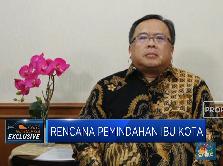 Simak, Buka-bukaan Menteri Bambang: Ibu Kota Pindah!