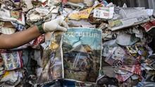 Malaysia Pulangkan Ratusan Peti Kemas Sampah ke Negara Maju