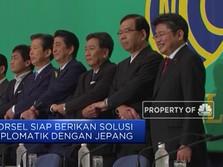 Korsel Siap Berikan Solusi Diplomatik dengan Jepang