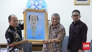 IJTI Beri Penghargaan 'Pengabdian Tanpa Batas' untuk Sutopo