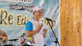 Hadapi Permasalahan Remaja, BKKBN Gelar GenRe Educamp 2019