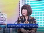 Kinerja Menteri Jokowi Kembali Dipertanyakan