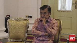 JK Sebut TNI Perlu Serang Balik KKSB Papua Jika Tak Mau Damai