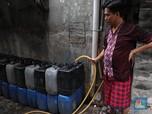 Jokowi Bebaskan PPN untuk Air Bersih PDAM Cs
