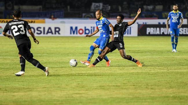 Babak 1: PS TIRA Persikabo 1-0 Madura United