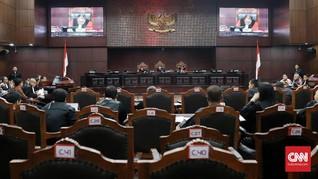 MK Mulai Gelar RPH untuk Putusan Sengketa Pileg Pekan Depan