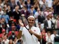 Federer Hadapi Nishikori di Perempat Final Wimbledon 2019