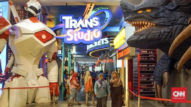 Menikmati Sensasi Anti Gravitasi di Trans Studio Cibubur