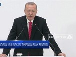 Erdogan Copot Gubernur Bank Sentral Turki