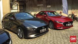 Mazda3 Baru Mendarat di Indonesia, Bidik Honda Civic