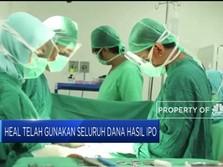 Saham Ambles 41%, RS Hermina Siap Buyback 300 Juta Saham