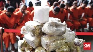 Kasus Narkoba dan Desersi, 4 Personel Polres Medan Dipecat
