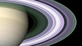 Saturnus Kini Jadi Planet dengan Satelit Terbanyak