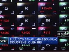 BEI Tunggu Penjelasan Jababeka Soal Risiko Default