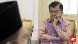 Lengser Wapres, JK Fokus Urus Dewan Masjid