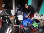 Potret Warga Jakarta: Rp15 Ribu untuk Dapat Air Bersih