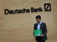 Penampakan Karyawan Deutsche Bank yang Kena PHK Massal
