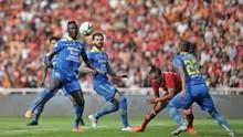 Hasil Liga 1 2019: Persib Menang atas PSIS 1-0