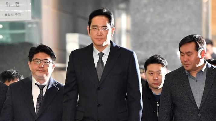 Lee Jae-yong, pewaris Samsung Group (dok.Reuters)