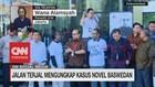 VIDEO: Jalan Terjal Mengungkap Kasus Novel Baswedan